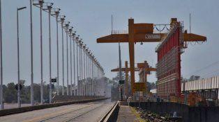 Cortes temporales del tránsito por el Puente Internacional Salto Grande