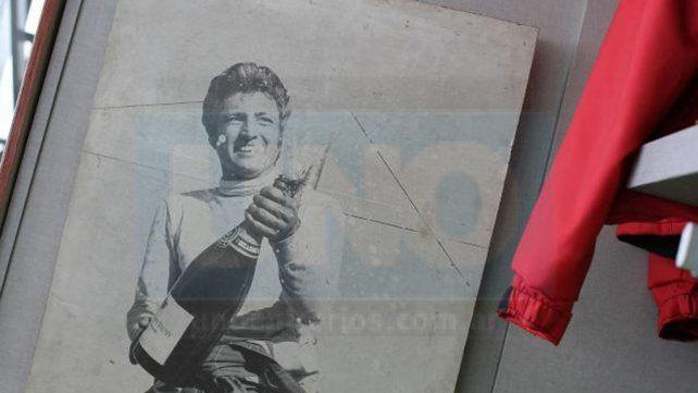 Tino fue una de las principales figuras de la histórica Fórmula 5 que regenteaba la Unión de Volantes Entrerrianos en la denominada Época de Oro durante la década del 70