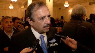 Alfonsín afirmó que es difícil que la UCR acompañe la reforma laboral