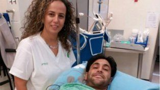 El jugador israelí que casi muere de un pelotazo