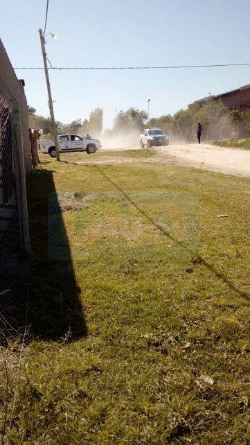 Una infernal balacera en el barrio Capibá se inició por el robo de un caballo