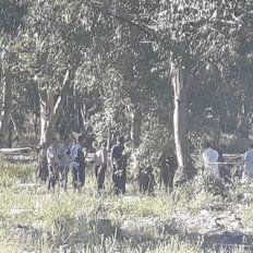 Muerte dudosa. La policía no descarta que se esté frente a un posible homicidio. Foto Gentileza El Sol.