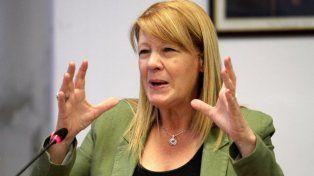 Stolbizer pedirá a la Justicia el desafuero de Cristina Kirchner en el Senado