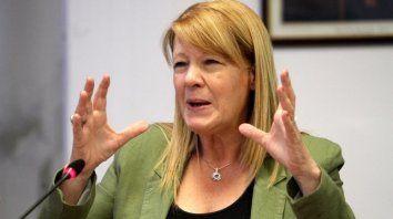 stolbizer pedira a la justicia el desafuero de cristina kirchner en el senado
