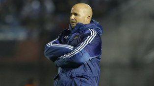 Se acabó el invicto de Sampaoli como DT de Argentina