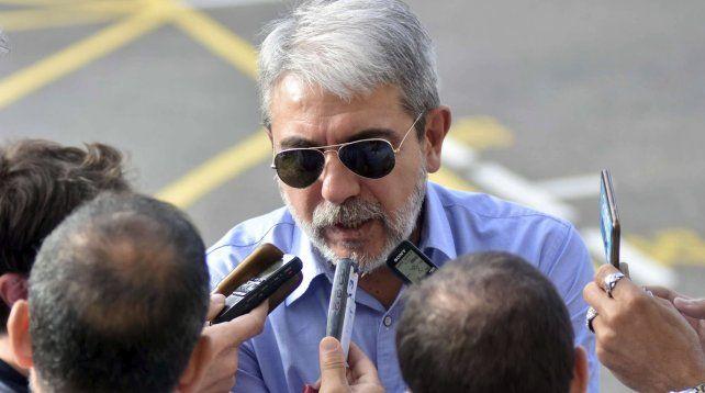 Aníbal Fernández El Gobierno quiere tener a los gobernadores agarrados para el dunga-dunga
