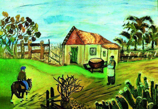 Ubajay, un pueblo de nombre guaraní, colonia judía y suelo entrerriano