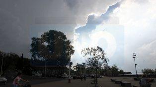 Alerta de lluvias y fuertes ráfagas de vientos para la provincia