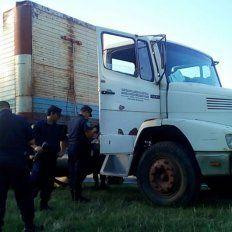 Violento asalto. Los dos trabajadores, tras los golpes, debieron ser internados. Foto: Diario El Sol.