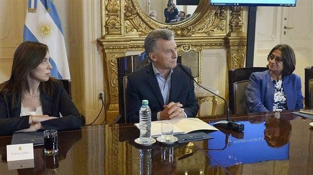 Ante los gobernadores, Macri definió el acuerdo como un gran paso adelante