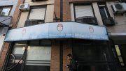 Fugaz. El paso de Flores por la oficina de Vilchez fue para notificarse de la denuncia en su contra.
