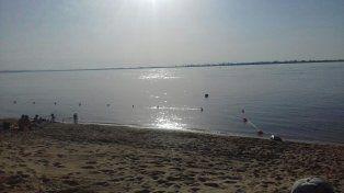 Paisaje. Una de las playas más atractivas para disfrutar entre amigos.