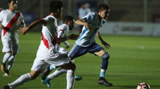 Tras golear a Perú, la Argentina Sub 15 jugará la final con Brasil