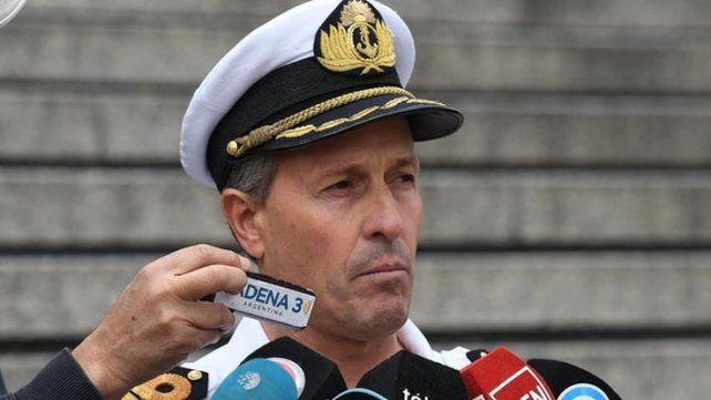 La Armada asegura que no hubo contacto con el ARA San Juan y no descarta ninguna hipótesis