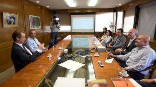 Bordet afirmó que antes de fin de año estará finalizado el proyecto del futuro aeropuerto binacional
