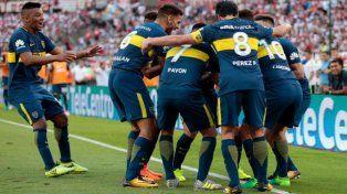Boca va en busca del récord de victorias que tiene River