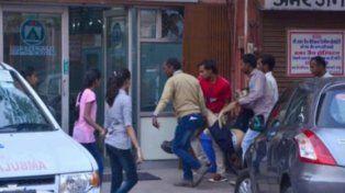 Murió un turista argentino corneado por un toro en India
