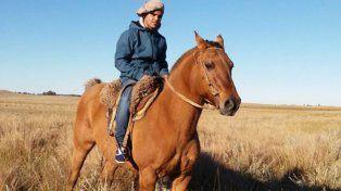 La víctima. El domador de 17 años murió el sábado en Madryn.