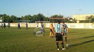 Ángel Albornoz le dio la clasificación a Belgrano en el Federal B