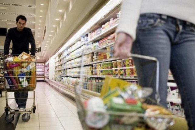 Relevamiento. Las ventas en los súper reflejan la realidad del consumo