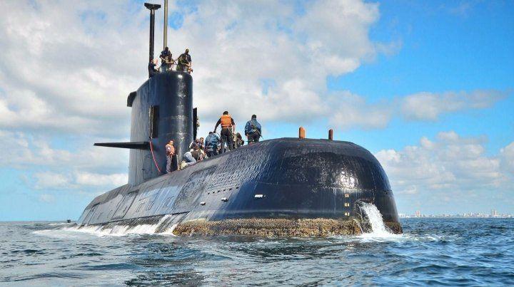 el buque desaparecido. El ARA San Juan es buscado desde el aire y mar por unidades de la Armada Argentina. Se suman de Estados Unidos.