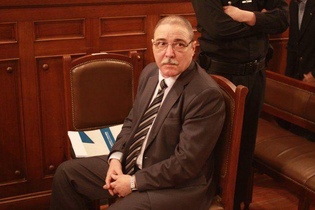 Genocida. Demonte fue condenado por hechos de la dictadura.