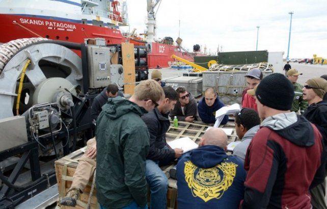 Así es la inédita misión de rescate que lanza la Marina de EE.UU. en búsqueda del submarino ARA San Juan