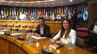 Economistas entrerrianos fueron premiados por Naciones Unidas