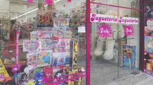 Juguetería Pichi sumó una nueva sucursal en San Martín 638