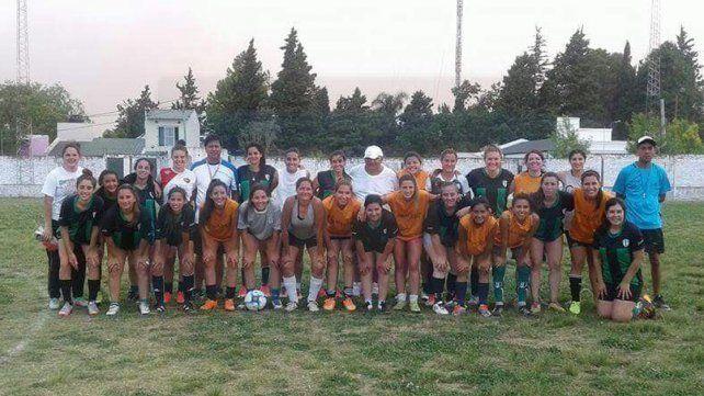 En la sede de la LPF se presenta el seleccionado femenino de fútbol