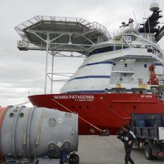 Amplios operativos. Barcos con tecnología de punta trabajan en la zona, pero no hay muchas novedades.