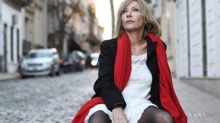 En foco. Inés Estévez dice que la música tiene una bohemia especial conectada a las emociones.