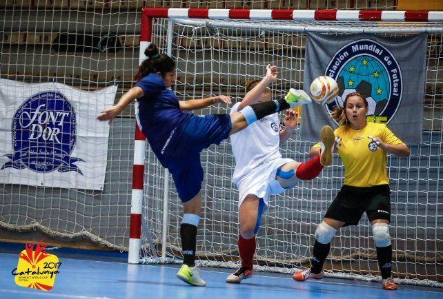 Implacable. El equipo argentino anotó 14 goles en dos partidos y solo recibió dos. Lideró el Grupo B.