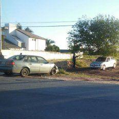 Accidente de tránsito en avenida de las Américas