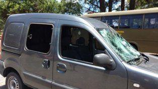 Ataques a hinchas de Lanús en Brasil