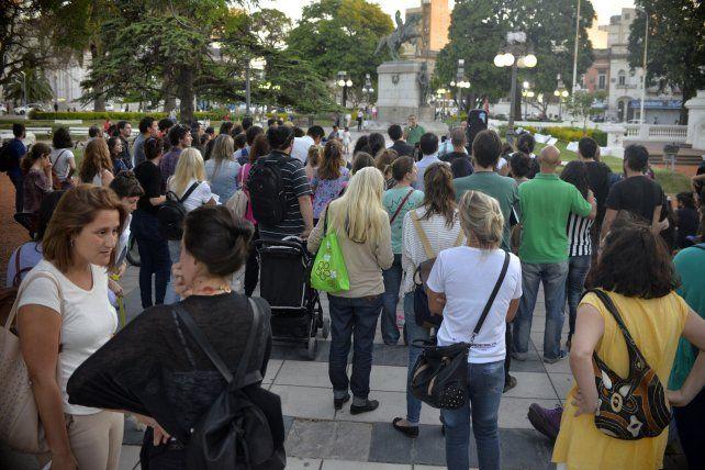 La virtud de la asamblea. FotoUNOMateo Oviedo