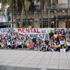 La asamblea decidirá las acciones para el 10 de diciembre. Foto UNO Mateo Oviedo.