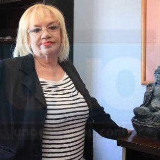 Marta Martínez Ferreyra es parapsicóloga