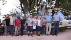 Los vecinos de Villa Urquiza invitan a participar de los festejos. La procesión fue declarada de interés municipal