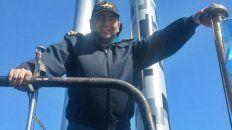 audio: asi explicaba su experiencia en el submarino fernando mendoza, el entrerriano del ara san juan