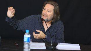 Carlos Rozanski en Paraná. Foto UNO Diego Arias.