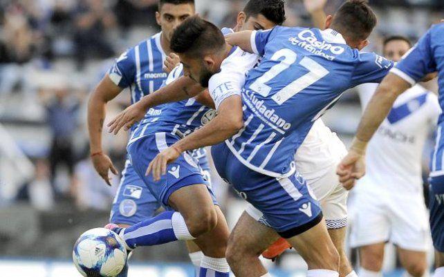 Godoy Cruz ganó y hundió a Vélez en los promedios