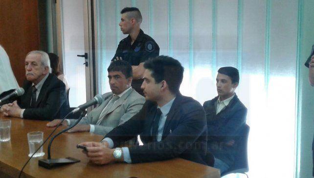 A la cárcel. Los abogados defensores de Bustos habían pedido la absolución.