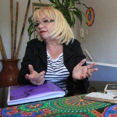 Marta Martínez Ferreyra es licenciada en Parasicología