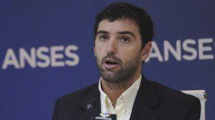 Emilio Basavilbaso, titular de la ANSeS