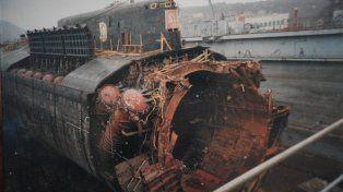 Se registran al menos 11 submarinos perdidos desde 1963 en todo el mundo