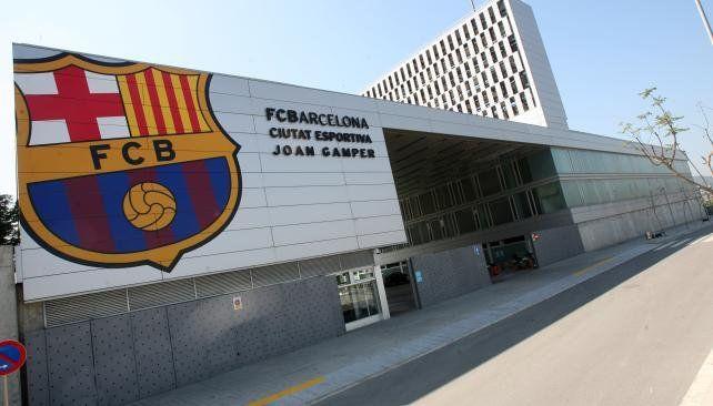 La preparación para el Mundial será en el predio del Barcelona