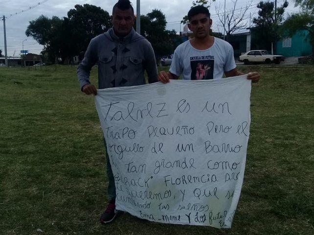 Orgullo del Pancho y el aliento de la Escuela de Fútbol Felicitas