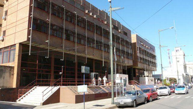 Tribunales de Concepción del Uruguay.