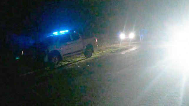 Despistó el intendente de Viale en cercanías a Hernandarias